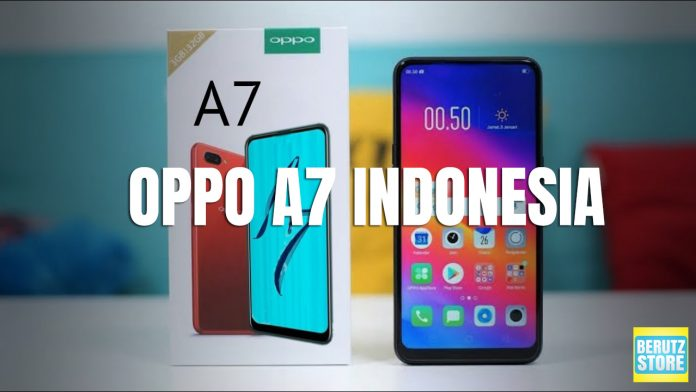 OPPO A7 INDONESIA
