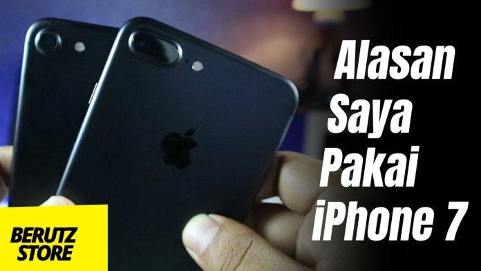 review iphone 7 di tahun 2019