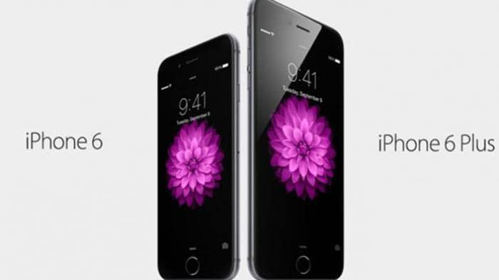 gambar iphone 6 dan iphone 6 plus