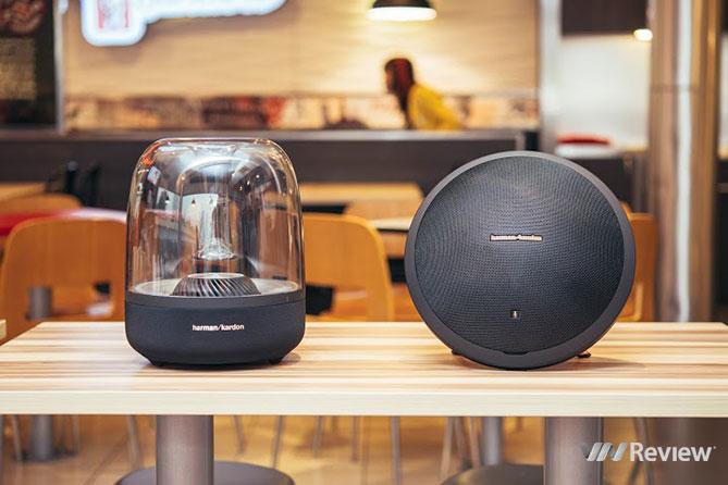 4 bluetooth speaker harman kardon terbaik