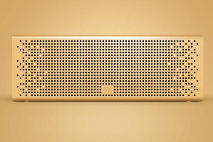 Xiaomi Mi bluetooth speaker indonesia