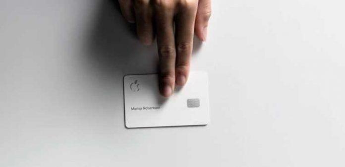 apple meluncurkan kartu kreditnya sendiri