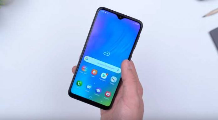 galaxy m10 indonesia