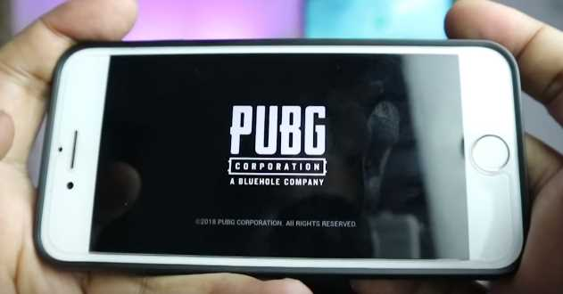 main pubg mobile di iphone