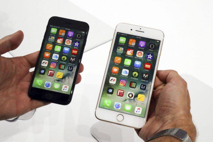 perbedaan iphone 7 dengan iphone 7 plus