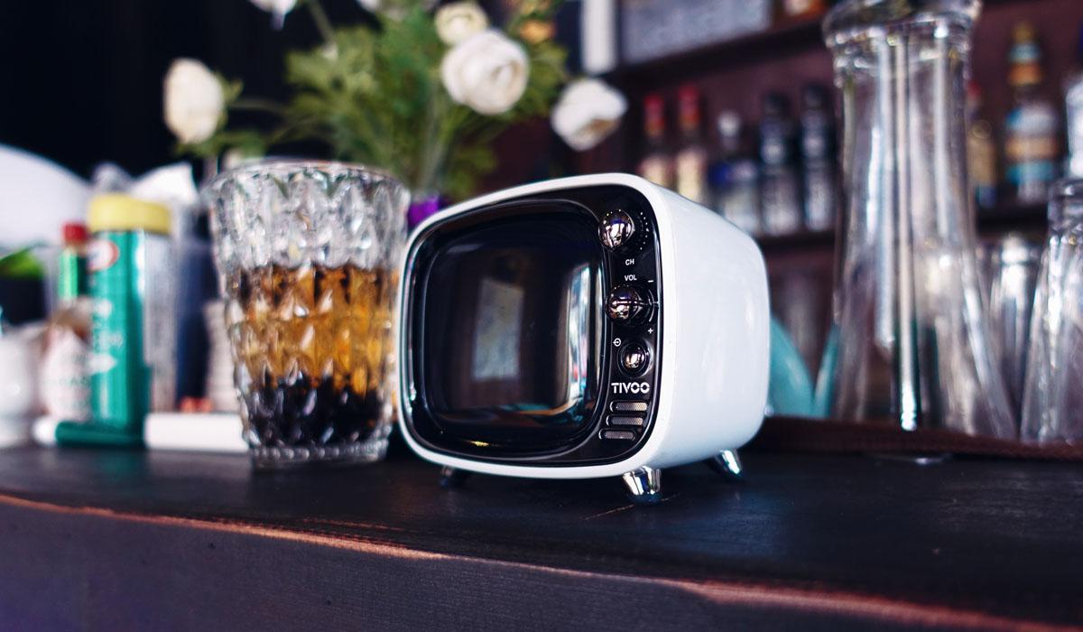 review bluetooth speaker tivoo divoom unik berutzstore. Black Bedroom Furniture Sets. Home Design Ideas