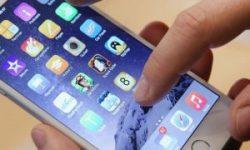 LCD touch screen iphone tidak bisa digeser